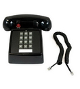 Cortelco ITT-2500-57MD-BK 250000-VBA-57MD Desk, Message Waiting