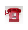 Cortelco ITT-2500-MD-RD 250047-VBA-20MD Desk ValueLine RED