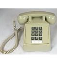 Cortelco ITT-2500-VOE-MD-AS 250044-VOE-20MD Desk w/ Electric ringer