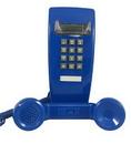 Cortelco ITT-2554-V-BL 255412-VBA-20M Wall w/ Volume BLUE