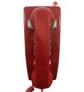 Cortelco ITT-2554-VOE-27MD-RD 255447V0E27MD Wall Phone w/MSG Light