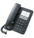 Cortelco ITT-2933-BK 293300TP227S Single Line Economy Phone
