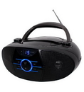 Jensen JEN-CD-560 AM/FM Stereo CD with Bluetooth, Ambient