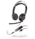 Plantronics PL-207576-01 BLACKWIRE 5220 Headset