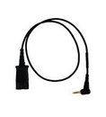 Plantronics PL-64279-02 2.5MM to 90 Degree QD PTH100/200 CABLE