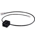 Plantronics PL-86007-01 Telephone Interface Cable for CS500 Line