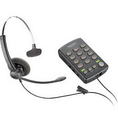 Plantronics PL-T110 204549-01  Telephone and Headset T110