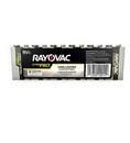 Rayovac RAY-AL-9V Alkaline Shrink Wrapped 9V 6 Pack