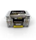 Rayovac RAY-ALAA-24 Alkaline Reclosable AA 24 Pack