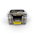 Rayovac RAY-ALAAA-24 Alkaline Reclosable AAA 24 Pack