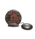 Sonic Bomb SA-SBC575SS Bunker Bomb Alarm Clock