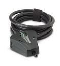 StealthCam STC-CABLELOCK-BLK Python Cable Lock Black 6'