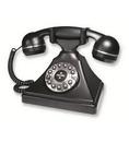 Telematrix TLM-260091 TeleMatrix Retro Desk Black