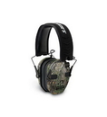 Walkers Game Ear WGE-GWP-RSEQM-CMO Walker's Razor Quad Camo Muff