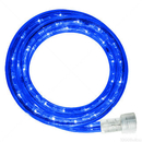 Winterland C-ROPE-LED-BL-1-10-18 10MM 18' Spool Of Blue LED Ropelight