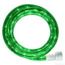 Winterland C-ROPE-LED-GR-1-10-18 10MM 18' Spool Of Green LED Ropelight