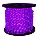 Winterland C-ROPE-LED-PU-1-10 10MM 150' Spool of Purple LED Ropelight