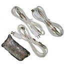 Winterland C-ROPE-UNI-KIT - Ropelight, Accessory Kit for 10MM Ropelight