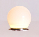 Winterland G40-RETRO-WW-F G40 Non-Dimmable Sun Warm White Commercial Frosted Retrofit Bulb With An E26 Base And 10 Internal LED Chips