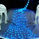 Winterland LED-WATERFALL-BL - Blue LED Waterfall Lights