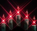 Winterland MINI-20-50-6-R - Red Incandescent Mini Lights