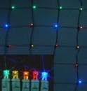 Winterland S-4X6MM5M-NG 4 X 6 LED Multi Colored Net Light