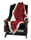 Winterland WL-40382-DZ Vintage Santa Throw