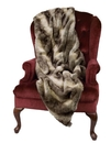 Winterland WL-40390-DZ Chinchilla Throw