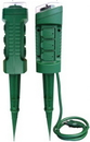 Winterland WL-ACTM-06 6 Outlet Photocell Ground Stake