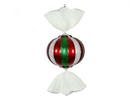 Winterland WL-CDY-36-RGW - 3' Red, White and Green Peppermint Candy