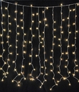 LEDgen WL-CUR150CL-IN-W - Incandescent Light Curtain