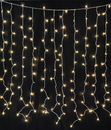 Winterland WL-CUR150WW-LED-WTW LED Warm White Twinkle Light Curtain