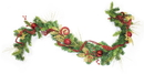 Winterland WL-GAR6-CL-WW 6' Long Classic Christmas Collection