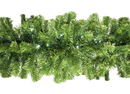 Winterland WL-GARSQ-09-LPW 9' Pre-Lit LED Pure White Sequoia Garland