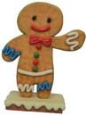 Winterland WL-GNBR-BOY-MINI Mini Gingerbread Boy