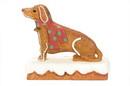 Winterland WL-GNBR-DOG-MINI Mini Gingerbread Dog