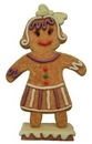 Winterland WL-GNBR-MA-MINI Mini Gingerbread Mom