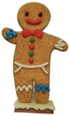 Winterland WL-GNBR-PA-MINI Mini Gingerbread Man