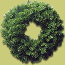Winterland WL-GWSQ-04 - 4' Sequoia Wreath