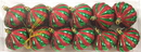 Winterland WL-ONION-G-12PK-GR Red And Green 2.75