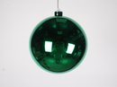 Winterland WL-ORN-BLKS-140-GR-UV 140MM Shiny Green Ball Ornament W/Wire