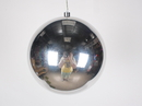 Winterland WL-ORN-BLKS-250-SLV-UV 250MM Shiny Silver Ball Ornament W/Wire