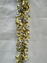 Winterland WL-TGAR-100-GOSLV - 100' Gold and Silver Metallic Tinsel Garland