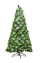 Winterland WL-TRBM-06-LPW 6' Mixed Blend Tree Pre-Lit with Pure White LED Lights