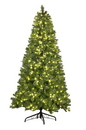 Winterland WL-TRBM-12-LWW WL-TRBM-12-LWW - Prelit 12' UV Mixed Pine Blend Tree 3,567 tips Lit with 1300 Warm White LED