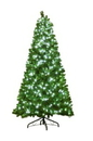 Winterland WL-TRBM-7-5-LPW 7.5' Mixed Blended Pine Tree Pre-Lit with  Pure White LED Lights