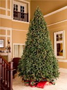 Winterland WL-TRSQ-06 - 6' Classic Sequoia Tree with Metal Stand