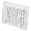 LION 32030 STRING-A-LONG Clear Poly Envelopes