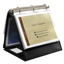 LION 40009 INSTA-COVER Ring Binder Easel