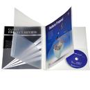 LION 91710-CR 6-Pocket Plastic Folder